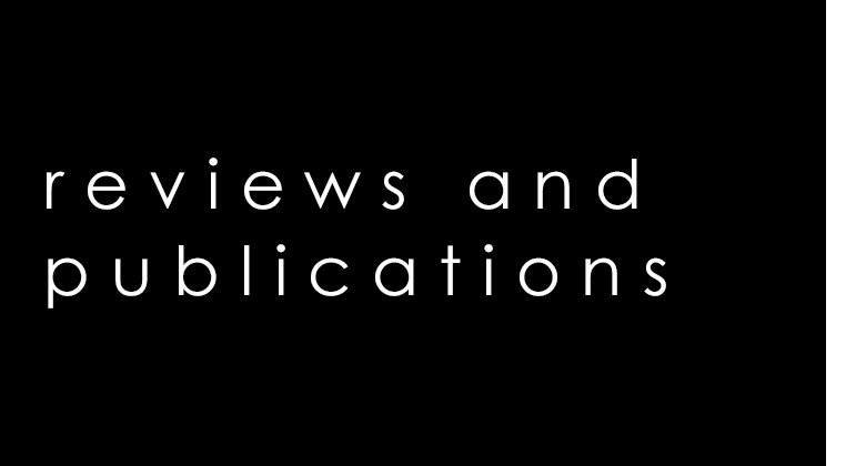 Reviews and Publications