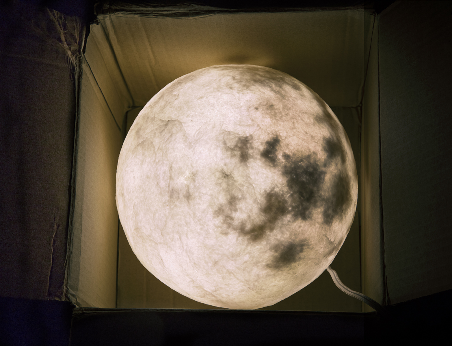 11. Moon in a Box